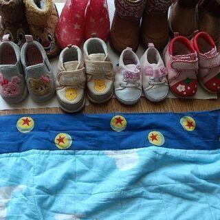 12、14、15 女の子 靴 セット