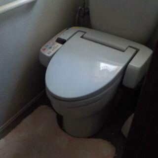 トイレのお掃除お任せください♪