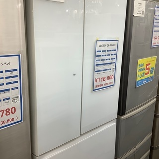 TOSHIBA 6ドア冷蔵庫 GRーP460FD 2019年製