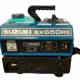 【引取限定・現状渡し】スズキ SX650RⅡ ポータブル発電機 ...