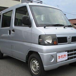 クリッパ-バン DX AT 2WD