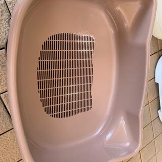猫トイレ デオトイレ 中古