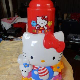 キティちゃんかき氷機