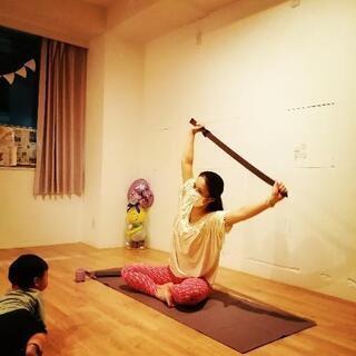 """7/4㈰『骨盤調整yoga』〜体と土台""""骨盤""""を整えてアンチエイ..."""