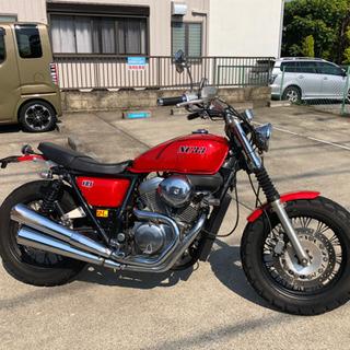 VRX400 HONDA NC33 ショップオリジナル トラッカ...