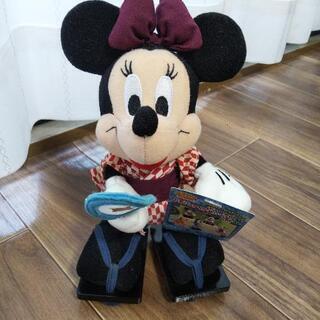 Disney ミニーマウス ぬいぐるみ