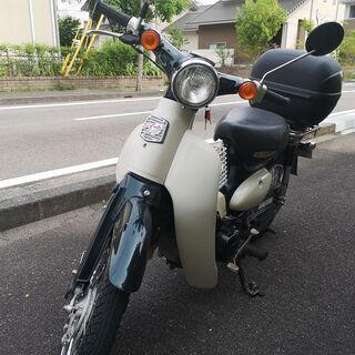 リトルカブ 50cc FI セル付き 4速 AA01