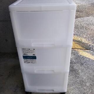 ≪お取引中≫超美品✨3段収納ボックス