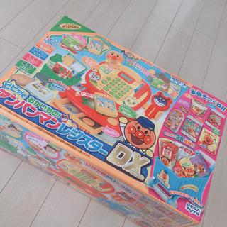 アンパンマンレジスター✳︎知具玩具