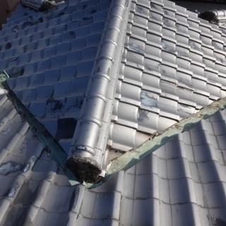 雨漏り修理お受けします!見積もり無料です。その他、屋根の修理なども!
