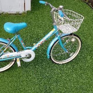 子供自転車20インチ  まだ綺麗です