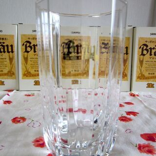 サッポロビール中グラス10個セット