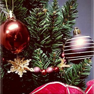 【ネット決済】季節外れのクリスマスツリーセット