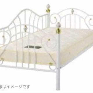 【ネット決済】ニトリ 姫ベッド/  レア廃盤品