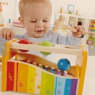 知育玩具 ボールおとし 鉄琴 楽器 音楽