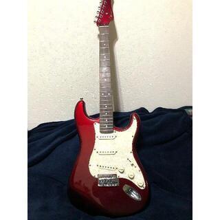 Mavis(イシバシ楽器) ストラトキャスター エレキギター