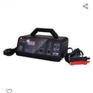 【ネット決済・配送可】カーバッテリー用充電器 ★価格改定しました!