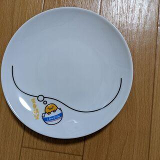 ぐでたまお皿2枚