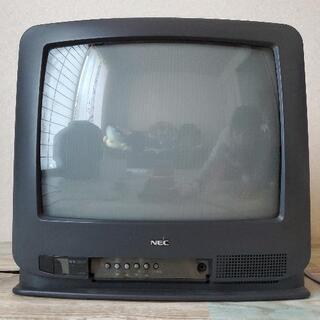 NECブラウン管テレビ 14インチ