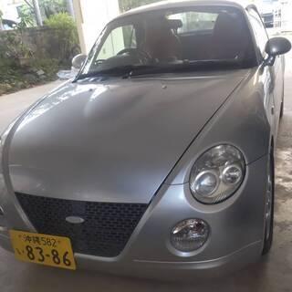ダイハツ コペン 平成15年式 オートマ車