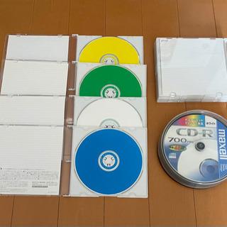 maxellデータ用CD-R/9枚☆maxell音楽用CD-R/8枚