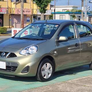 【総額38万円】日産 マーチ K13 32440キロ 車検令和5...