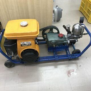 【引取限定】ロビン EY20D 農機具用5馬力エンジン 中古品...