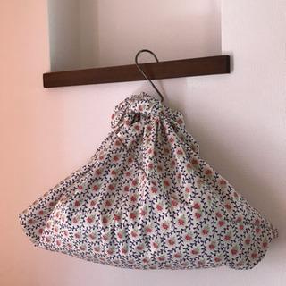 1枚の布から作れるあづま袋ws♬