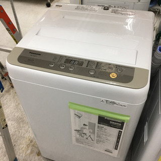 パナソニック 6.0kg 洗濯機 2018年製