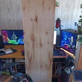 【無料】木の板(ケーヨーデイツー購入)の画像