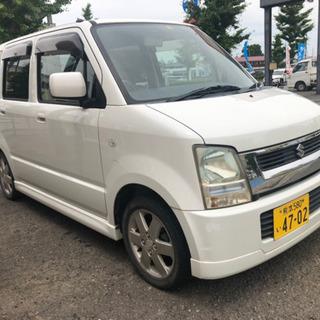 車検付 ワゴンR コミコミ8万円