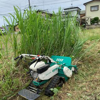 紹介料あり❗️ 格安で草刈りいたします。