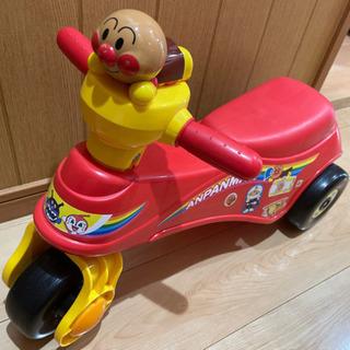 【お引き渡し決定】アンパンマン 室内用 バイク