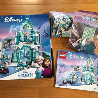 アナと雪の女王 レゴ