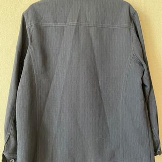 紳士サマージャケット(グレー系色)サイズM