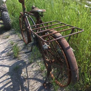 レトロ自転車  運搬車  アンティーク  山城  名古屋  ジャンク