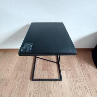 ナイトテーブル★サイドテーブル★ガラス天板★ドリームベッド