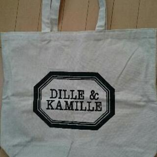 DILLE&KAMILLE トートバッグ(新品未使用)
