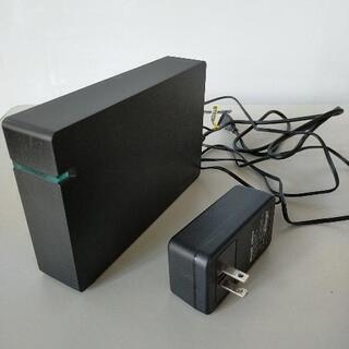 HDCA-U1.0K IODATE 外付けハードディスク
