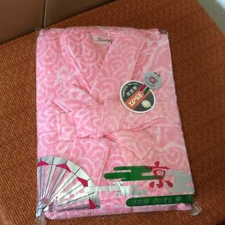 未開封品 昔品の最高級おねまき ピンク柄 お試しでどう?