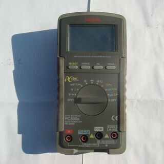 デジタルマルチメーター(1)