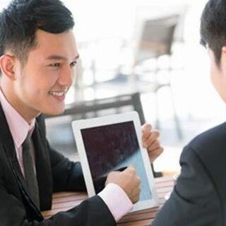 【正社員】コンサルティング営業のお仕事☆彡