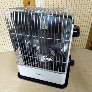 イワタニ カセットガス 暖房器具 ストーブ 2015年製 ホワイ...
