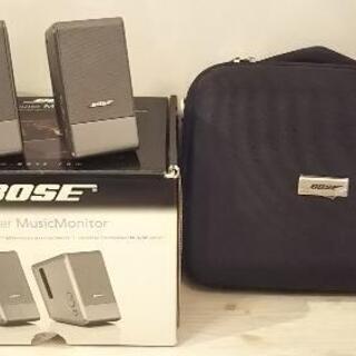 BOSE スピーカー Computer Music Mon…