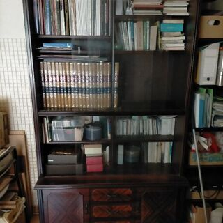 木製本棚★2分割