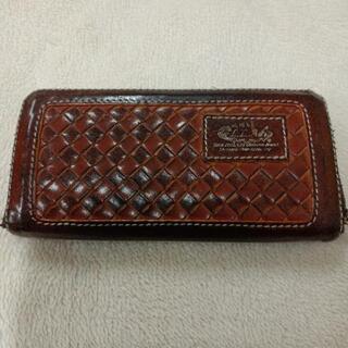 琉球レザー 財布