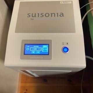 スイソニア suisonia 水素吸入器 水素吸引器