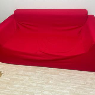 【IKEA】2.5人掛けソファー