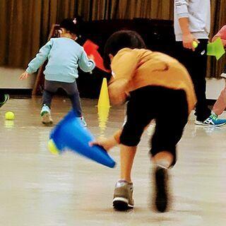 子ども体操教室HOP!POP!ホップポップ