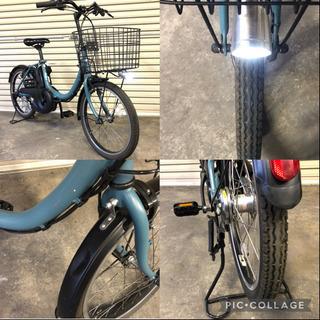 電動自転車☆ブリヂストン アシスタユニ 高年式 20インチ☆ - 自転車
